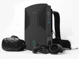 VR Go Backpack PC - számítógép hátizsák VR-hez