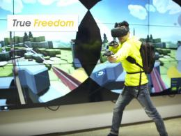 Hordozható, viselhető PC-k virtuális valósághoz