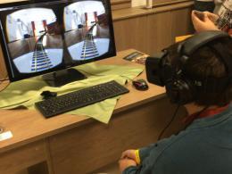 Második VR élményem - Oculus DK2