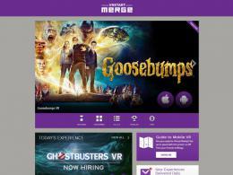Merge virtuális valóság alkalmazásbolt