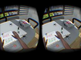 Fóbiák terápiás kezelése a virtuális valóságban – pókiszony és társai