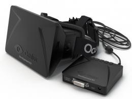 Oculus Rift DK1 - első fejlesztői változat