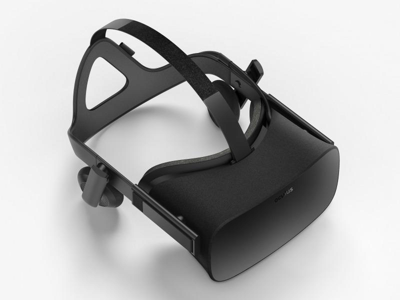 Oculus Rift CV1 - végleges kereskedelmi forgalomba hozott változat. 2016 a virtuális  valóság ... 02dfabf863