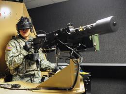 Virtuális valóság katonai felhasználása