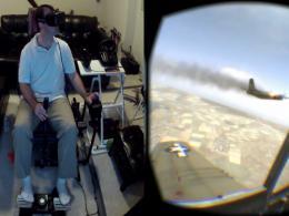 VR repülőgép szimulátorok - régi repülők