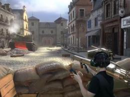 II. Világháborús játékprogramok virtuális valósághoz