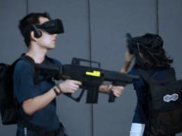 Virtuális valóság játéktermek és VR vidámparkok - szórakoztatás nagyban