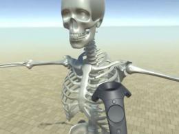 Anatómia VR - emberi test a virtuális valóságban