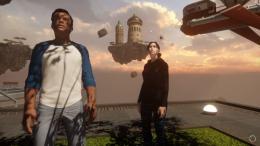 Bevezetés a Linden Lab által létrehozott Sansar világába