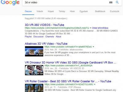 1f8605a52de Az idő elérkezett- a Google hozza a népi virtuális valóságot