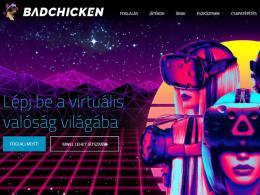 Meghívást kaptunk a Bad Chicken VR - tól